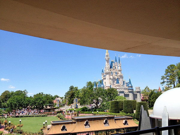 Castle - Magic Kingdom