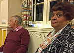 Nancy's in laws, Steve and Lorraine.  See where Kerry-anne gets it from.  Steve too in fact but not so obvious.