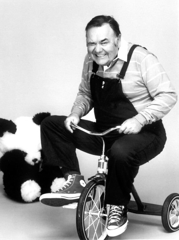 ". Jonathan Winters in ""Mork & Mindy.\""   Daily News file photo"
