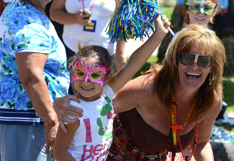 Long Beach, Calif., -- 05-19-13- The 30th Annual Long Beach Gay and