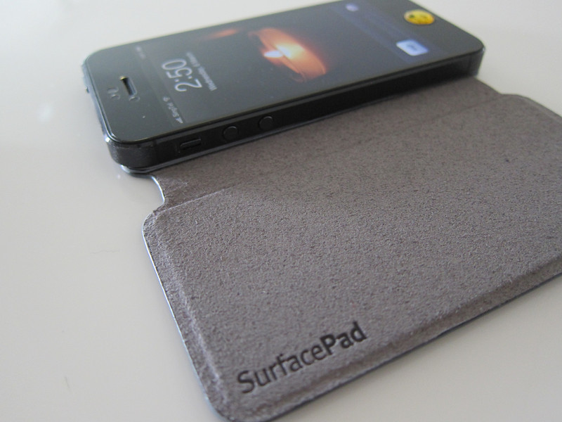 Twelve South SurfacePad for iPhone 5