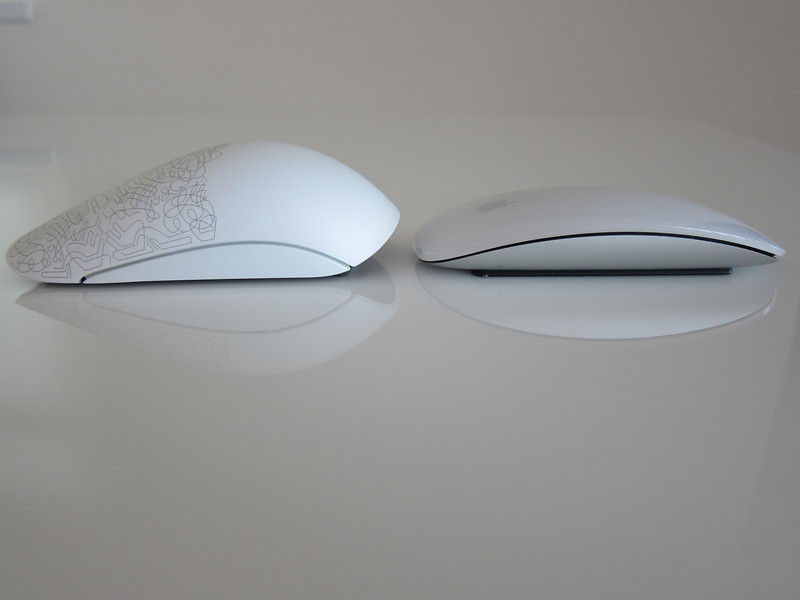 Microsoft Touch Mouse vs Apple Magic Mouse