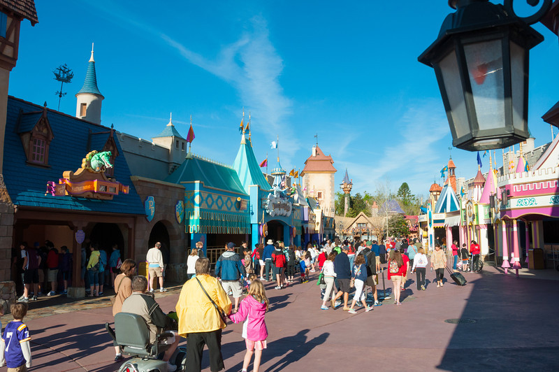Fantasyland - Disney World