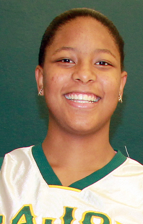 Description of . DeJaunee Brooks of Cajon High School has been named to The Sun's All-Valley Girl's Basketball First Team. Courtesy photo
