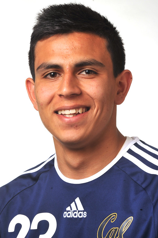 . Fernando Mejia from California High School was selected to the Whittier Daily News All-Area Boys Soccer team on Wednesday March 27, 2013. (SGVN/Staff Photo by Keith Durflinger)