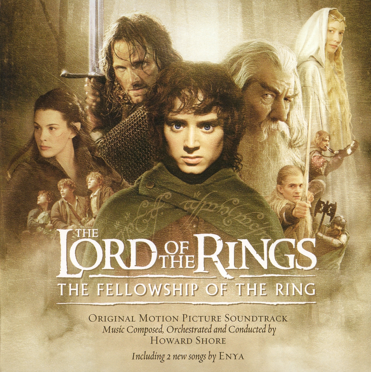 (2001) Howard Shore The Lord of the Rings The Fellowship of the Ring