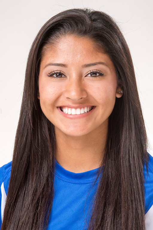. San Dimas High girls\' soccer player Daisy Duran has been selected for the SGV Tribune\'s All-area Team March 25, 2013.  (SGVN/Staff photo by Leo Jarzomb)