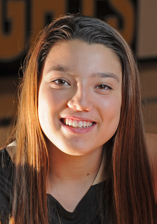 . Christine Delapina Bishop Montgomery basketball 2-13-13