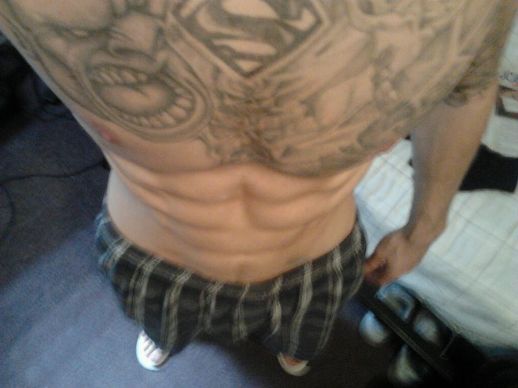 . This Facebook photo shows Tobias Dustin Summers.
