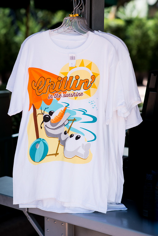 Disney's Hollywood Studios - Frozen Olaf T-Shirt White