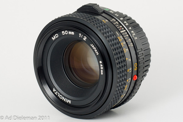 MD 50mm 1:2