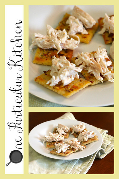 Ranch chicken firecrackers