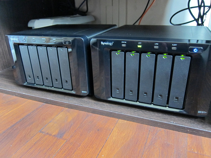 Synology DX510 5-Bay Expansion Unit