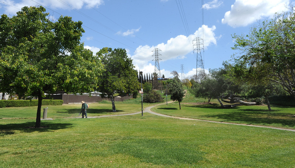 Description of . Monterey Park may lose a park and hiking trail that has shared with Southern California Edison for nearly five decades.  Edison has doubled its tower setback requirements, which means Monterey Park will have to cut down a 112 trees or lose access to Edison Trails Park, according to a petition letter Councilwoman Teresa Real Sebastian authored. About a dozen residents may have to change the landscaping on their private property because of the new restrictions. More than 450 residents have signed the petition, which is addressed to SCE Pressident Litzinger,