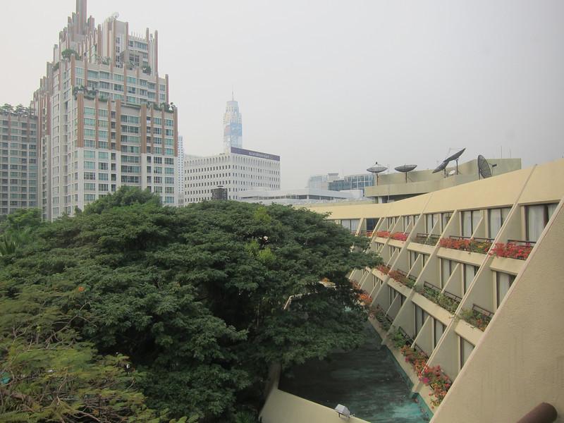 Swissotel Nai Lert Park in Bangkok