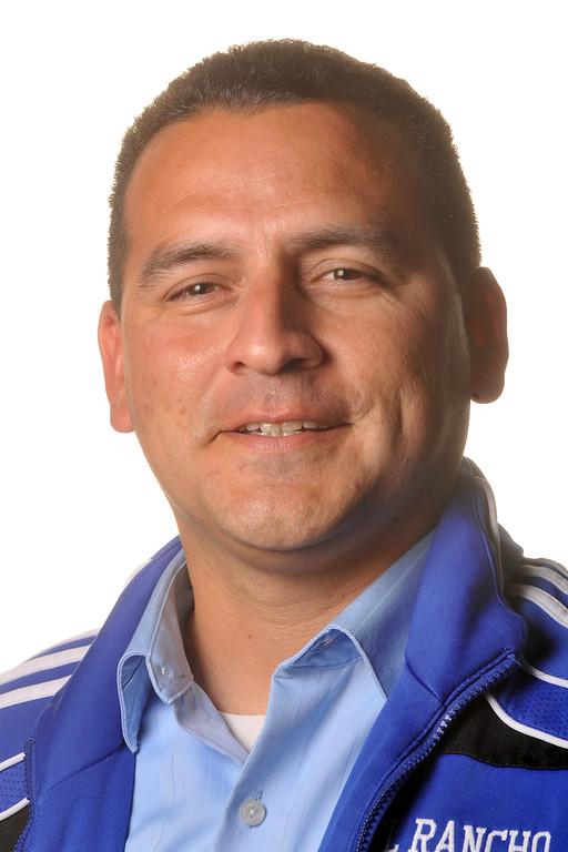 . Dominic Pena from El Rancho High School was selected as the Whittier Daily News All-Area Boys Soccer Coach of the Year on Monday April 1, 2013. (SGVN/Staff Photo by Keith Durflinger)
