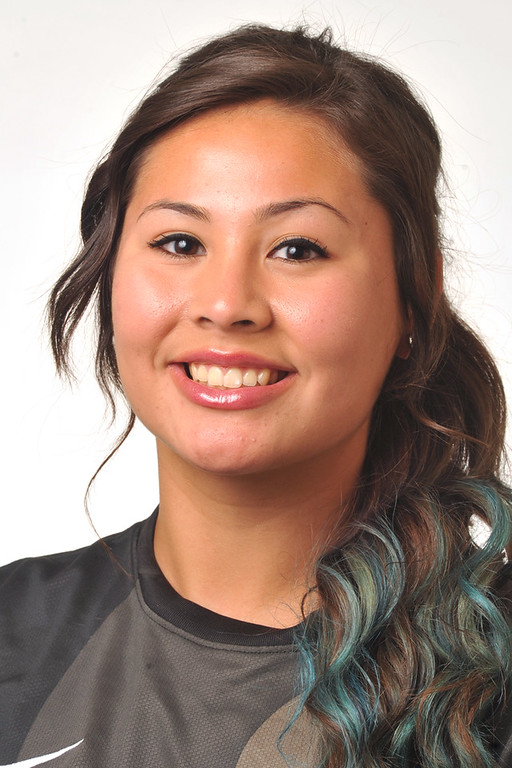 . Penny Roman from La Serna High School was selected to the Whittier Daily News All-Area Girls Soccer team on Wednesday March 27, 2013. (SGVN/Staff Photo by Keith Durflinger)