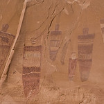 Rock art of Horseshoe Canyon