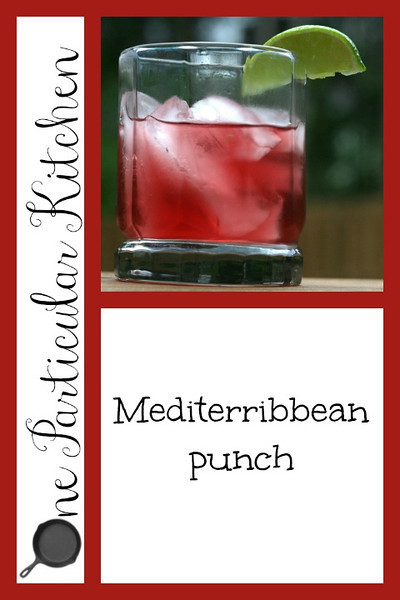 Mediterribbean punch