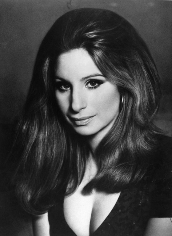 . Singer Barbra Streisand is shown in this file photo dated 1970.  (AP Photo)