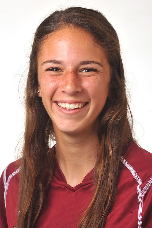 . Michelle Reed from La Serna High School was selected to the Whittier Daily News All-Area Girls Soccer team on Wednesday March 27, 2013. (SGVN/Staff Photo by Keith Durflinger)