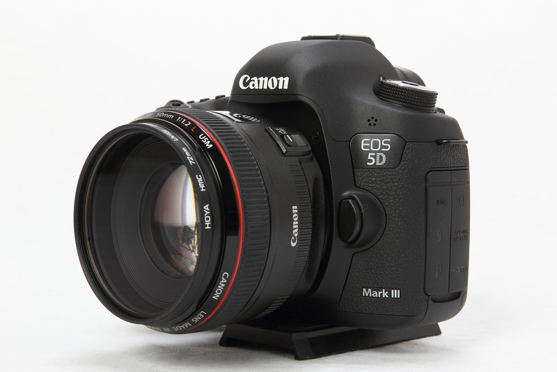 Canon EOS 5D Mark III with Firmware 1.2.1 Update