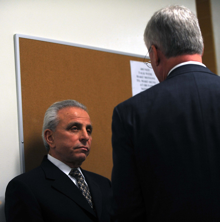 . Former San Bernardino International Airport developer Scot Spencer, who is suspected of conspiracy in connection with a corruption investigation at the airport, has been released from custody after posting bail.