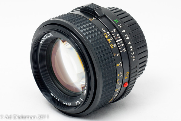 MD 50mm 1:1.4