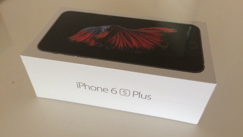 iPhone 6S Plus Space Grey Singapore