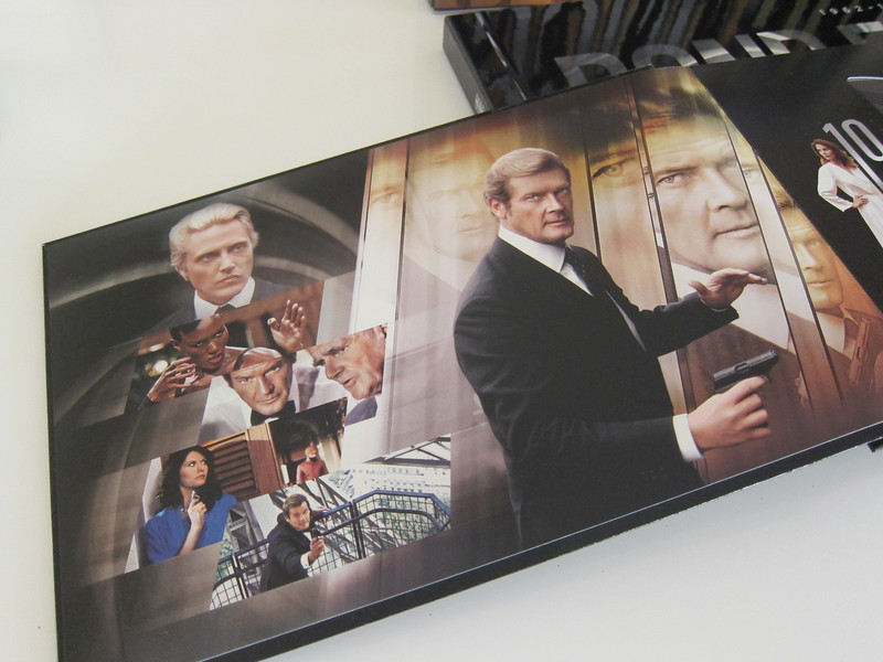 Bond 50: The Complete 22 Film Collection