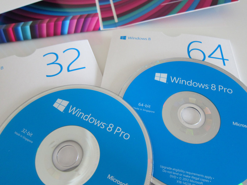 Windows 8 Pro Retail Box
