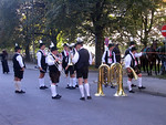 I bet those tubas are not easy to carry...