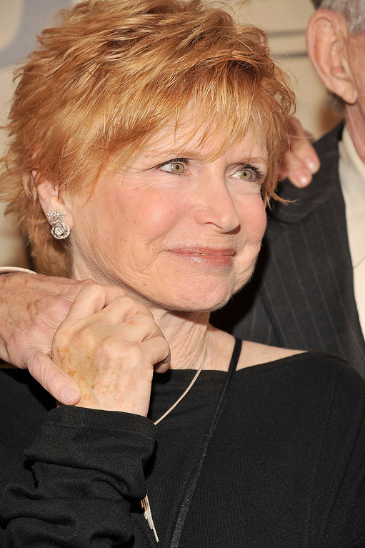 . NEW YORK, NY - APRIL 14:  Bonnie Franklin attends the 10th Annual TV Land Awards at the Lexington Avenue Armory on April 14, 2012 in New York City.  (Photo by Gary Gershoff/Getty Images)