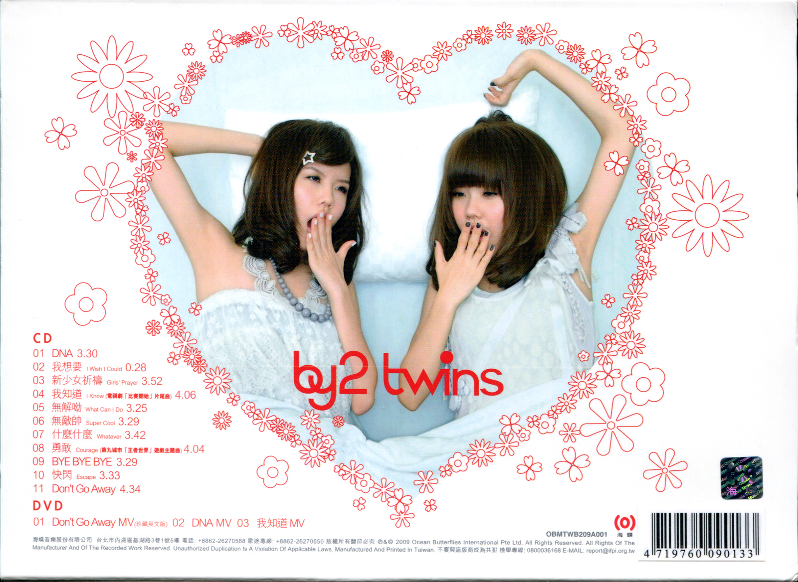 BY2 Twins