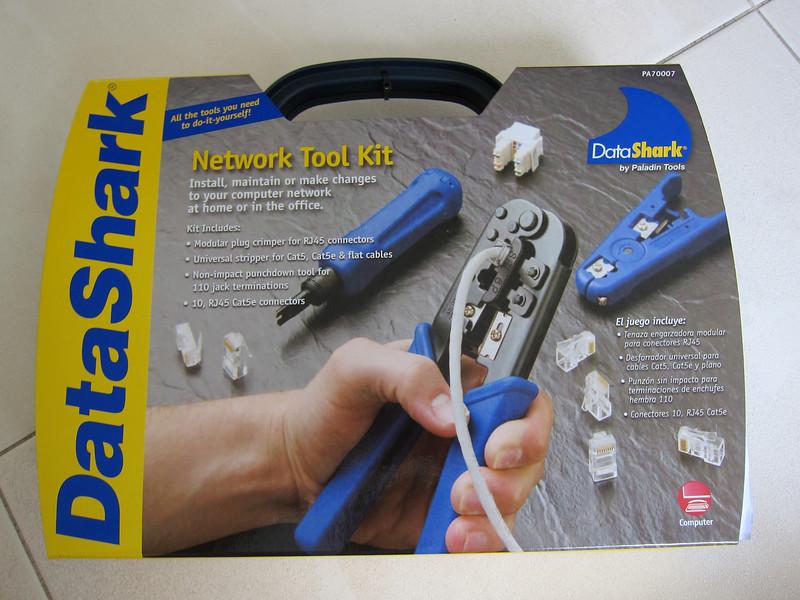 Paladin Tools 70007P Complete Network Tool Kit