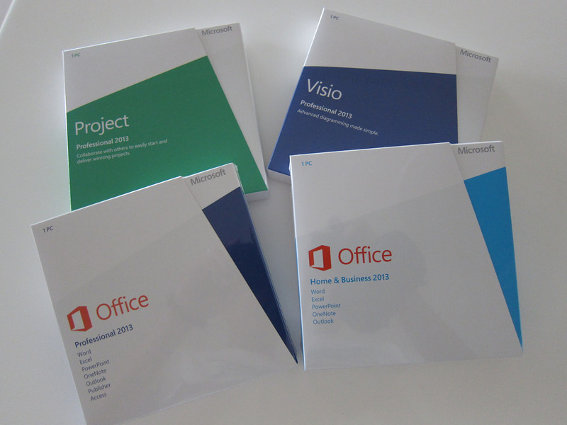Microsoft Office Family of Products