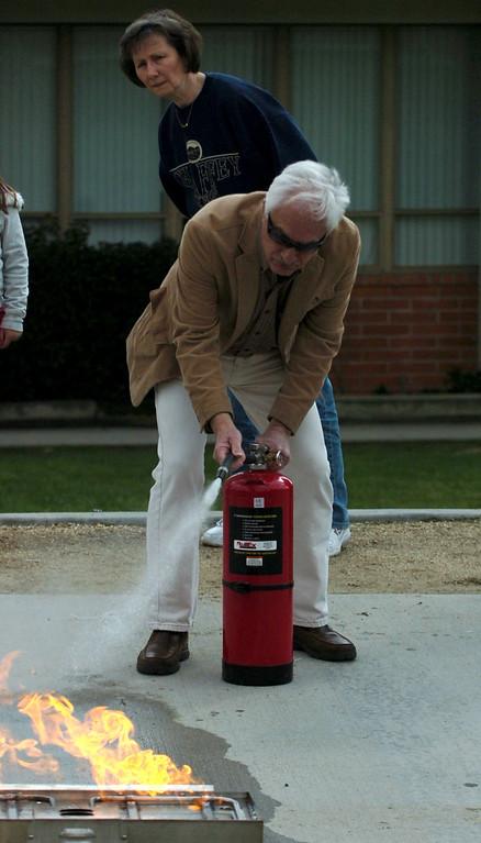 "Description of . Chaffey College celebrates its ""130th"" anniversary in Rancho Cucamonga March 9, 2013. (Thomas R. Cordova/Staff Photographer)"