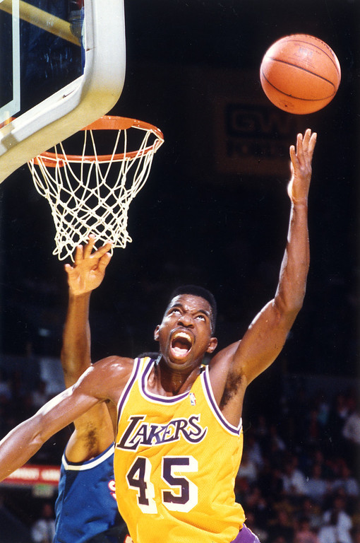 . 1992: Lakers forward A.C. Green.  Daily News file photo