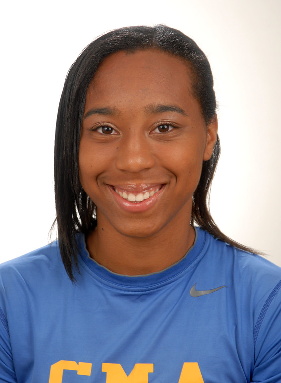 . Rachel Toliver, 2011 All-Area track, St. Mary\'s Academy