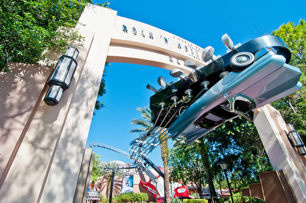Rock 'n' Roller Coaster - Disney's Hollywood Studios