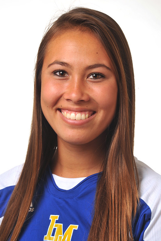 . Samantha Scovel from La Mirada High School was selected to the Whittier Daily News All-Area Girls Soccer team on Wednesday March 27, 2013. (SGVN/Staff Photo by Keith Durflinger)