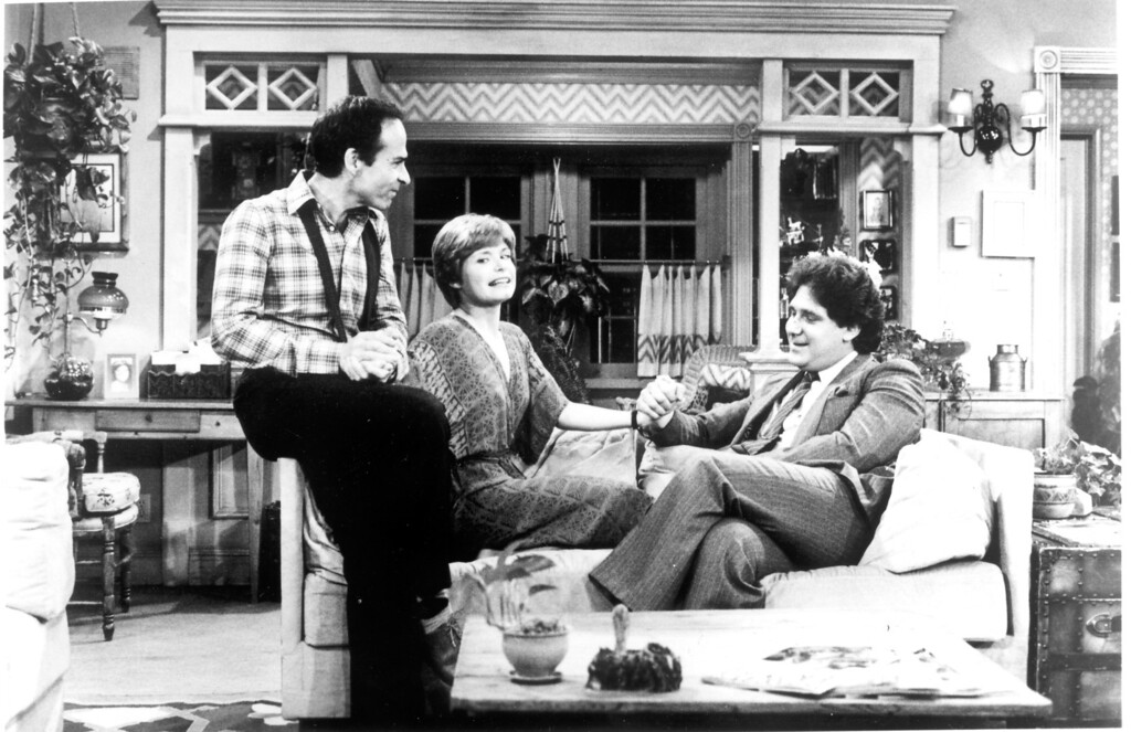 . Bonnie Franklin. One Day At A time  Daily News file photo