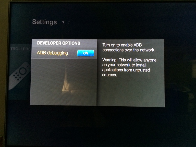 Installing XBMC on Amazon Fire TV
