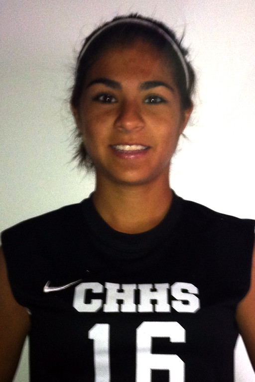 . Chino Hill\'s Ashley Gonzalez was named to the San Gabriel Valley Tribune\'s girls soccer all-area team.
