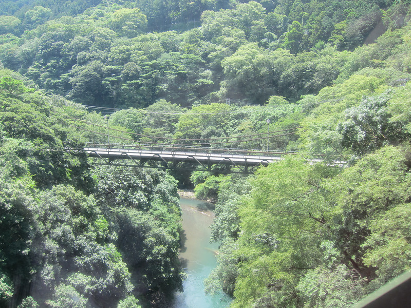 Hakone Free Pass Stop One : Hakone-Yumoto Japan