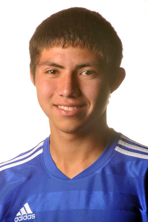 . Jaime Moreno from El Rancho High School was selected to the Whittier Daily News All-Area Boys Soccer team on Monday April 1, 2013. (SGVN/Staff Photo by Keith Durflinger)