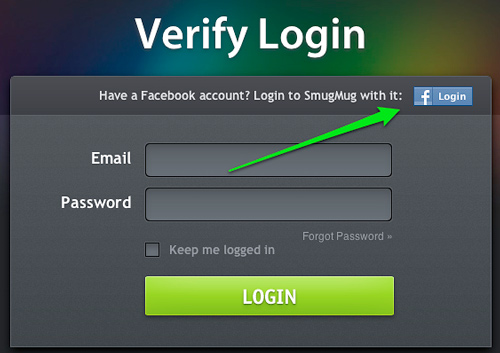 Facebook login, login to facebook