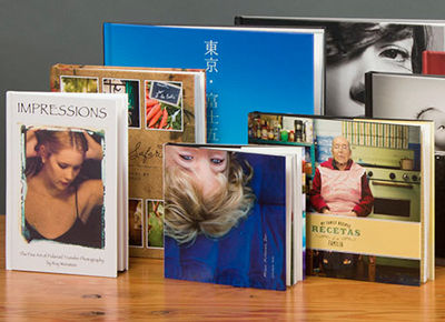 Blurb photo books