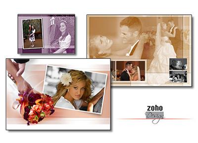 ZOHO Design albums