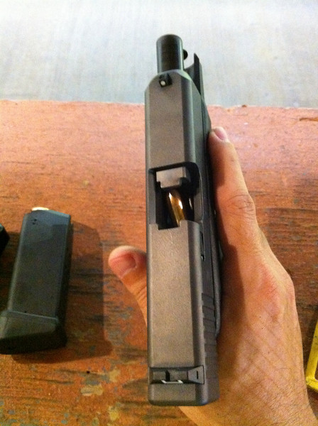Glock Magazine: Gap between baseplate and bottom of grip - Glock Forum